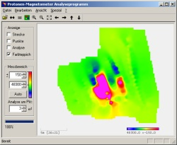 [Proton-Magnetometer Software Tool]